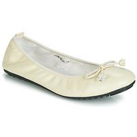Chaussures Femme Ballerines / babies Mac Douglas ELIANE Ecru