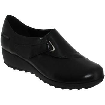 Chaussures Femme Mocassins Mephisto Alegra Noir cuir