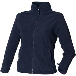 Vêtements Femme Polaires Henbury HB851 Bleu marine