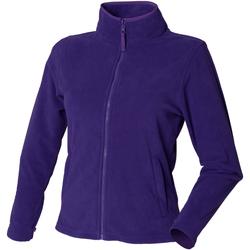 Vêtements Femme Polaires Henbury HB851 Violet