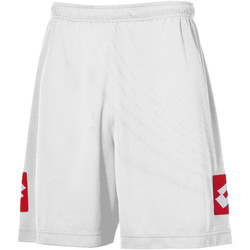 Vêtements Homme Shorts / Bermudas Lotto LT009 Blanc
