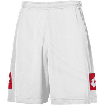 Vêtements Homme Shorts / Bermudas Lotto LT009 Blanc