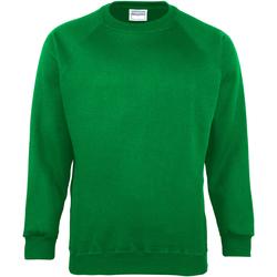 Vêtements Enfant Sweats Maddins Coloursure Emeraude