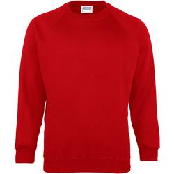 Vêtements Enfant Sweats Maddins Coloursure Rouge