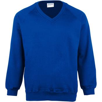 Vêtements Enfant Sweats Maddins Coloursure Bleu roi