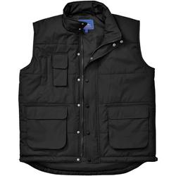 Vêtements Homme Gilets / Cardigans Portwest Classic Noir