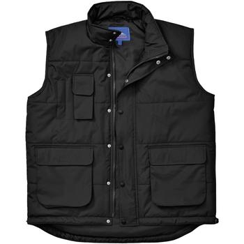Vêtements Homme Gilets / Cardigans Portwest PW027 Noir