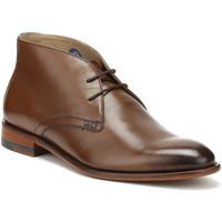 Chaussures Homme Boots Oliver Sweeney Mens Brown Waddell Calf Leather Boots Oliver Sweeney_44