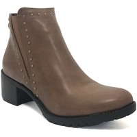 Chaussures Femme Bottines LPB Shoes Bottine 6-Laura Camel Taupe