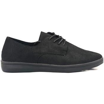 Chaussures Femme Baskets basses LPB Shoes Derby et chaussure 6- Florence Noir Noir