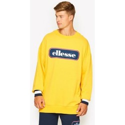 Vêtements Homme Sweats Ellesse Heritage Sweat crew DURONO Jaune