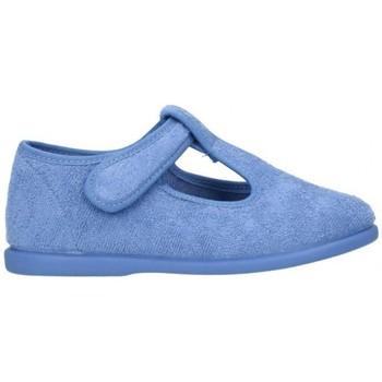 Chaussures Garçon Chaussons Batilas 12602V Niño Azul violet
