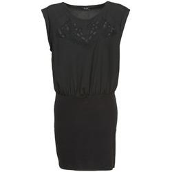 Vêtements Femme Robes courtes Vila VIHAMIN Noir