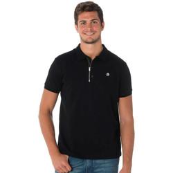 Vêtements Homme Polos manches courtes Diesel T-ART 900 Noir