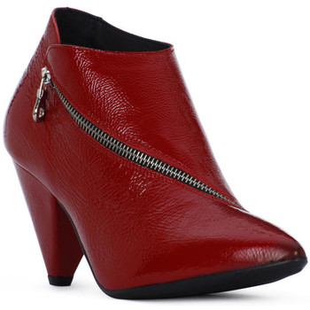 Juice Shoes Marque Boots  Rosso Naplak