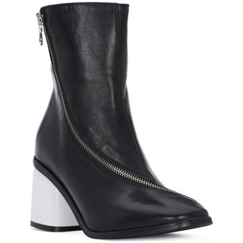 Chaussures Femme Low boots Juice Shoes TEVERE NERO Nero