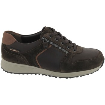 Chaussures Homme Baskets basses Mobils By Mephisto Herve Marron cuir