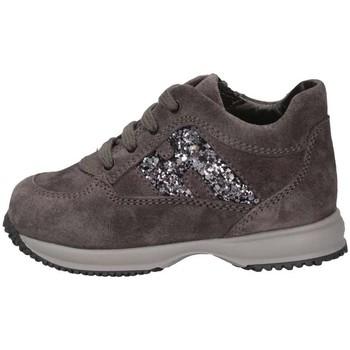 Chaussures Enfant Baskets basses Hogan HXT0920O240GHM372B Gris