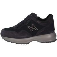 Chaussures Enfant Baskets basses Hogan HXC00N0V310IBH123L Bleu