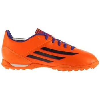 Chaussures Enfant Baskets basses adidas Originals F10 Trx TF J Noir-Orange-Violet