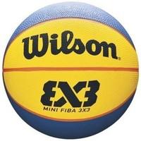 Accessoires Homme Accessoires sport Wilson Mini Ballon  3x3 Taille Multicolore