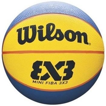 Accessoire Sport nike mini ballon wilson 3x3 taille 3 jaune