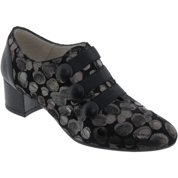 Chaussures Femme Escarpins Brenda Zaro F2944 Noir cuir