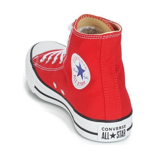 Chuck Core All Montantes Taylor Baskets Rouge Hi Converse Star uT35lKJF1c