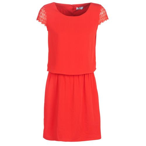 Vêtements Femme Robes courtes Betty London KOR Rouge