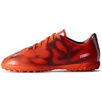 Chaussures Enfant Football adidas Originals F10 TF J Noir-Orange