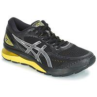 Chaussures Homme Running / trail Asics GEL-NIMBUS 21 Noir / Jaune