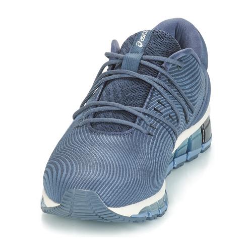 Homme 360 Bleu Chaussures Asics quantum Gel Basses Baskets 5 eCordBxW