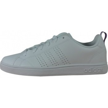 Chaussures Femme Multisport adidas Originals VS ADVANTAGE CL W FTWR SHOCK PURPLE blanc
