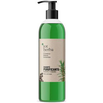 Beauté Shampooings Tot Herba Champú Purificante Romero Y Enebro  500 ml