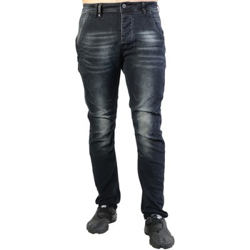 Vêtements Homme Jeans slim Ryujee Jean James Bleu