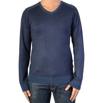Vêtements Homme Pulls Ryujee Pull Perry Bleu