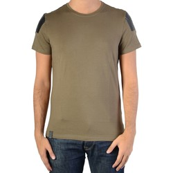 Vêtements Homme T-shirts manches courtes Ryujee Tee Shirt Thimote Vert