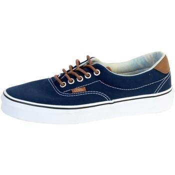 Chaussures Homme Baskets basses Vans Basket  Era 59 (C&L) Bleu
