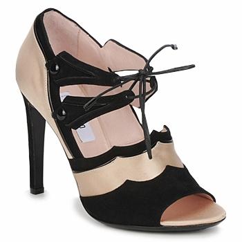 Sandale Moschino MA1601 100-RASO-NUDE-CANE 350x350