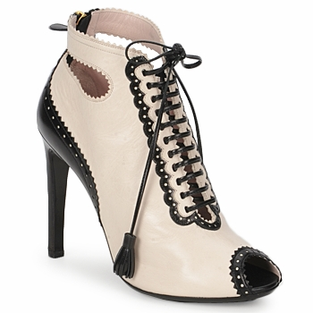 Low boots Moschino MA1602A
