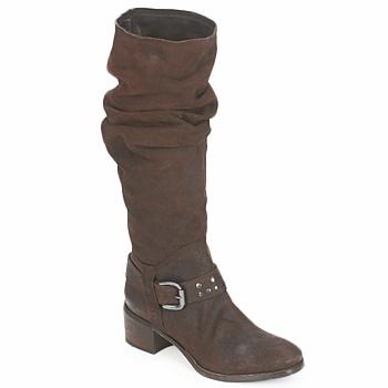 Chaussures Femme Bottes ville Rew Dream HYGIE Marron