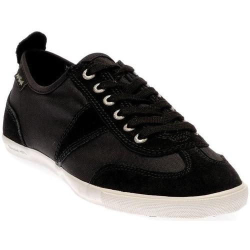 Chaussures Homme Baskets mode People'Swalk Basket Noir