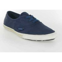 Chaussures Femme Baskets basses People'Swalk Ringo s/polycanvas Bleu