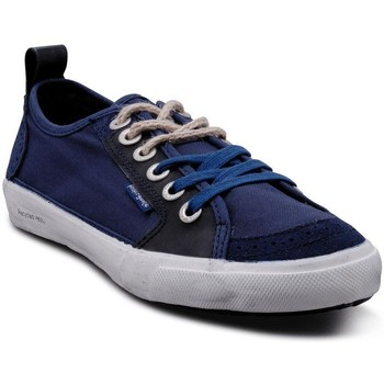 Chaussures Homme Baskets basses People'Swalk Fly rubber/combo Bleu