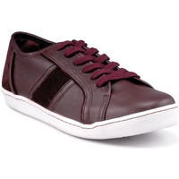 Chaussures Homme Baskets basses M By Stanford Rouge