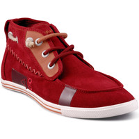 Chaussures Homme Chaussures bateau People'Swalk Gennaker 0052m Rouge