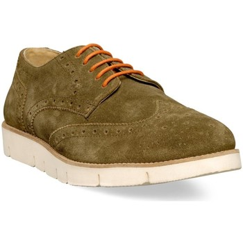 Chaussures Homme Derbies M By London Vert