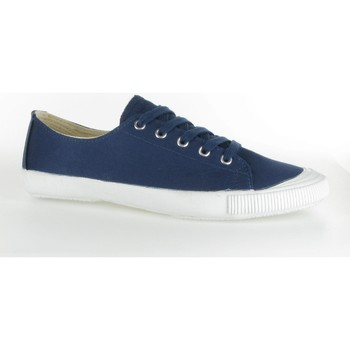 Chaussures Femme Baskets basses People'Swalk Game degrade bleu Bleu