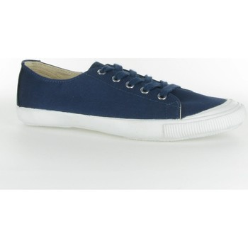 Chaussures Femme Baskets basses People'Swalk Game star brush Bleu