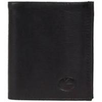 Sacs Homme Porte-monnaie Frandi Porte monnaie fabrication en France cuir 5949 Noir